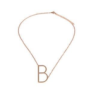 Buchstaben Halskette PersoChain B