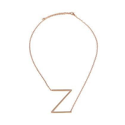 Buchstaben Halskette PersoChain Z