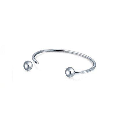 Charms Beads Armreif Silber