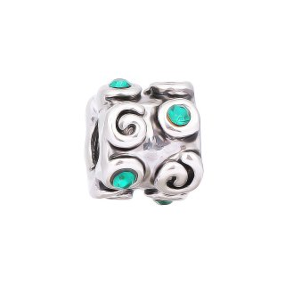 """Charm Beads Element Anh""""nger"""